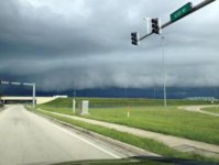 8-26-13 - Fort Myers, FL - Facing East - Alico Road and I-75 - Shelf Cloud.jpg