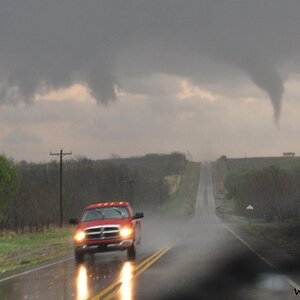 Straight out of Twister (4/26/2009)