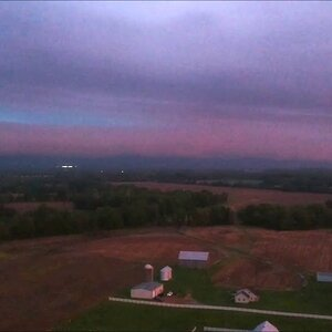 Drone Video Highlights-Shelf Cloud/Roll Cloud From Storm Complex-May 2, 2019
