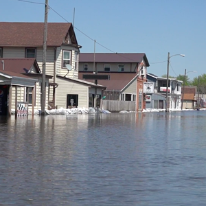 Buffalo, Iowa Flooding